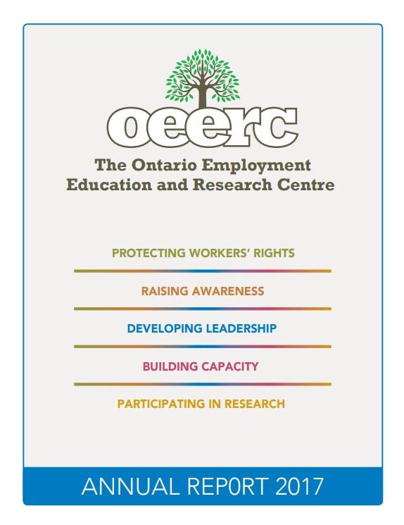 OEERC Annual Report 2017